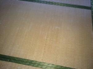 施工前 和室 畳