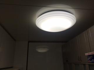 施工前 照明器具