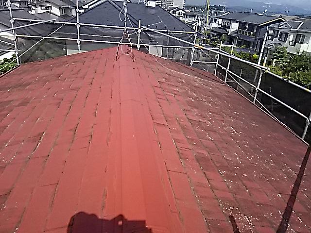 施工前 屋根状況
