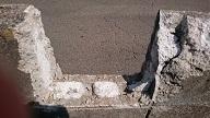 施工前 ブロック塀破損