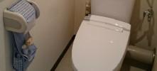 施工後 トイレ交換工事