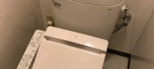 施工後 トイレ・壁面パネル交換工事