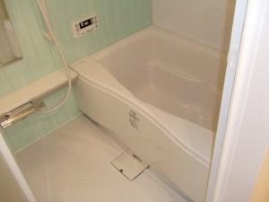 マンションリフォーム浴室