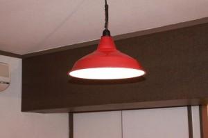 マンションリノベーション照明器具
