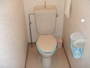 トイレ施工前①