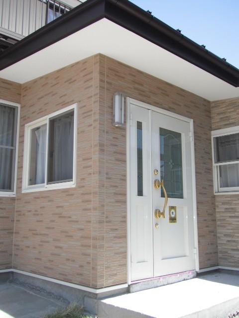 リフォーム施工後 増築玄関