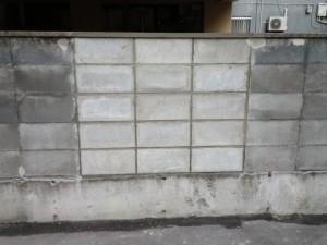 仙台リフォーム事例 ブロック塀補修後