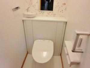 トイレ設置②
