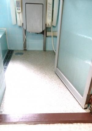 浴室(施工前)