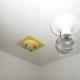 施工前 照明器具・換気扇現状