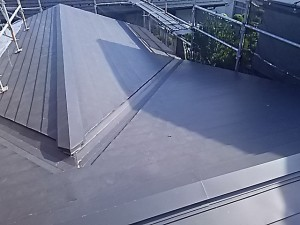 施工後 屋根葺替え