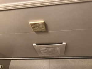 施工後 浴室換気扇交換工事