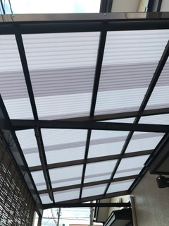 リフォーム施工後 屋根修繕