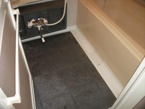 リフォーム施工前 浴室