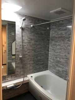 リフォーム施工後 浴室交換