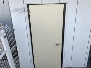 工事完了後 新規ドア取付