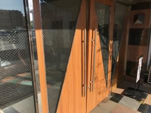 仙台リフォーム事例 マンション玄関
