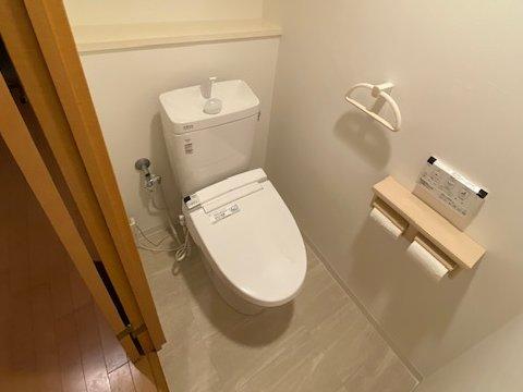 LIXIL『アメージュZ』へトイレをリフォーム