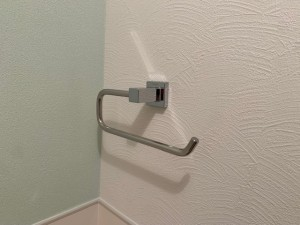 タオル掛け(壁取付タイプ)